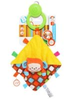 BKids - Peek A Boo Snuggle Pal Rattle