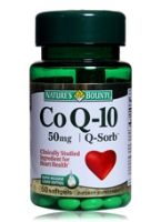 Nature's Bounty CO Q - 10 Q Sorb - 50 mg