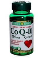 Nature's Bounty CO Q - 10 QSorb