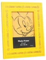 Buy Mickey Mouse and Friends Yellow Photo Frame