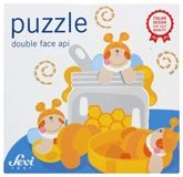 Sevi - Wooden Puzzle Double Face Bees