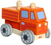Sevi - Build Up Truck Push & Pull Toy