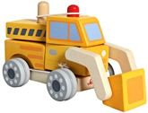 Sevi - Build Up Bulldozer Push & Pull Toy