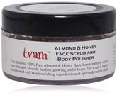 Tvam Almond & Honey Face Scrub & Body Polisher