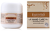 Sattvik - Hand Care Nourishing Cream