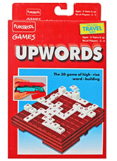 Funskool  -  Travel Upwords 6 Years+, The 3D game of high rise word building