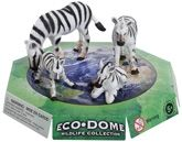 Wild Republic - Eco Dome Zebra Family