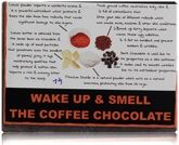 Soul Flower Wake Up & Smell The Coffee Chocolate Soap