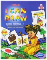 NavNeet - Vikas I Can Draw Basic Shapes II