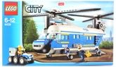 Funskool - Lego City Helicopter 4439 - 6 - 12 Years
