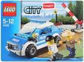 Funskool - Lego City Patrol Car