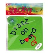 Vackys Bratz On Board Green