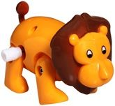 Wild Republic  -  Wind Up Roaming Animal Lion 1Year+, Just Wind it up to watch it walk away!!!