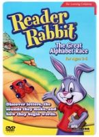 The Learning Company - Reader Rabbit The Great Alphabet Race DVD