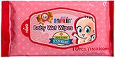 Buy Farlin Baby Wet Wipes Anti-Rash 10 Pieces