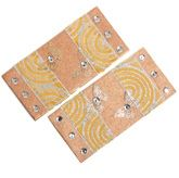 Lace Designed Envelopes With Butterfly Patterns