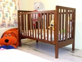 Wudplay - Sliding Crib to Study Table CR 002