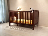 Wudplay - Crib Cum Toddler Cot CR 007