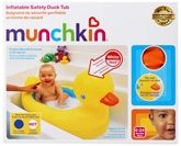 Munchkin - Hot Inflatable Safety Duck Tub Yellow
