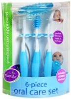 Mastela - 6 Piece Oral Care Set