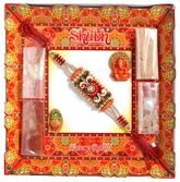 Rakhi - Shubh Diamond Gift Pack