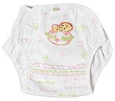 Buy Cloth Diaper Pant Printed Pink XL
