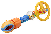 Mee Mee - Easy Clip Rattle 3 Months+, Babies Will Enjoy Hours Of Fun Playing Wi...