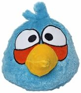 Angry Bird - Blue Bird Plush Toy