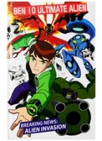 Ben 10 Ultimate Alien Note Book
