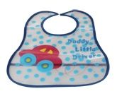 Baby Bib - Daddy Little Driver