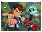 Ben 10 - Zipper File