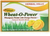 Herbal Hills - Wheat - O - Power (Orange)