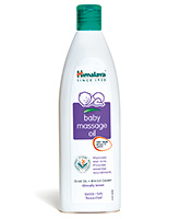 Himalaya - Baby Massage Oil - 200 Ml