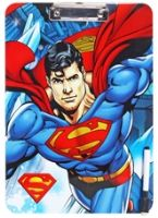 Superman - 2 in 1 Exam Pad And White Board