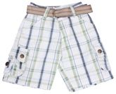 Checks Short Pant Size 2, 1 - 2 Years,  Fancy Checks Cotton Short  Wit...
