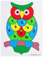 Little Genius - Counting Owl 1-10