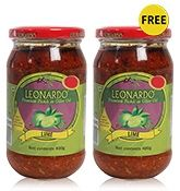 Leonardo - Lime Premium Pickle in Olive Oil