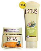 Lotus Herbals Quincenourish Quince Seed facial Massage Creme