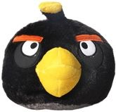 Angry Bird - Black Bird Plush Toy 10 inch, These cute and cuddly plush toys are perfec...