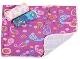 Baby Blanket Multicolor 75 X 75 Cm, Set Of 3, Nursery As Cozy, Safe And Invi...