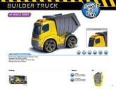 I/R Vehicles Series : I/R Builder Truck Model 81112