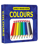Lovely Board Book - Colours