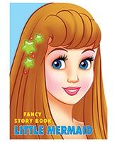 Fancy Story Board Book - Little Mermaid