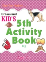 Kid's 5th Activity Book - IQ