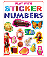 Play With Sticker - Numbers