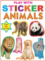 Play With Sticker Animals