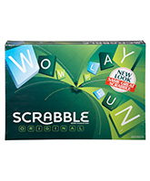 Scrabble Original - Brand Crossword Game... 10 Years+, 2-4 Players, Every Word Counts!