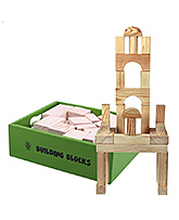 Skillofun - Building Blocks 60 Pieces