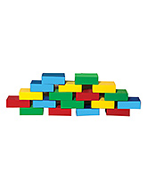 Skillofun - Building Bricks  18 Pcs
