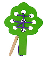 Buy Skillofun Wooden Sewing Toy Tree